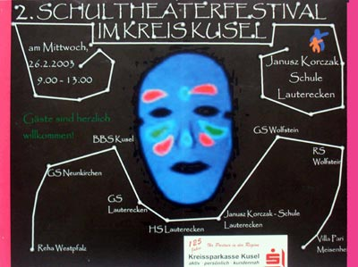 JKS 2. Schultheaterfestival 2003