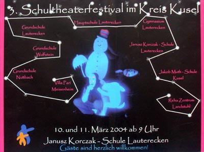 JKS 3. Schultheaterfestival 2004